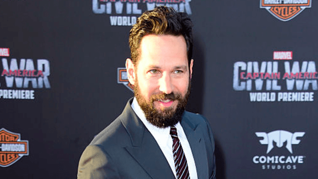 The Internet is delighted by this video of Paul Rudd yelling at a child.