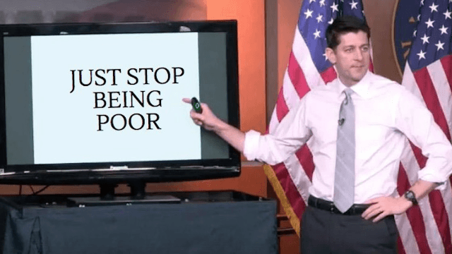 Paul Ryan gives presentation on #Trumpcare, becomes instant meme.