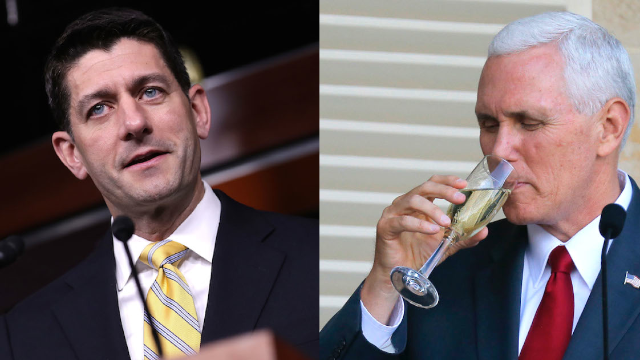 Paul Ryan asked Twitter to wish Mike Pence happy birthday. Big mistake.