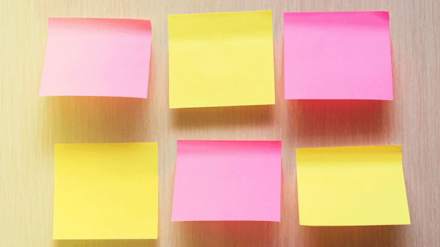You've been peeling Post-Its wrong your whole life, but the truth will set you free.