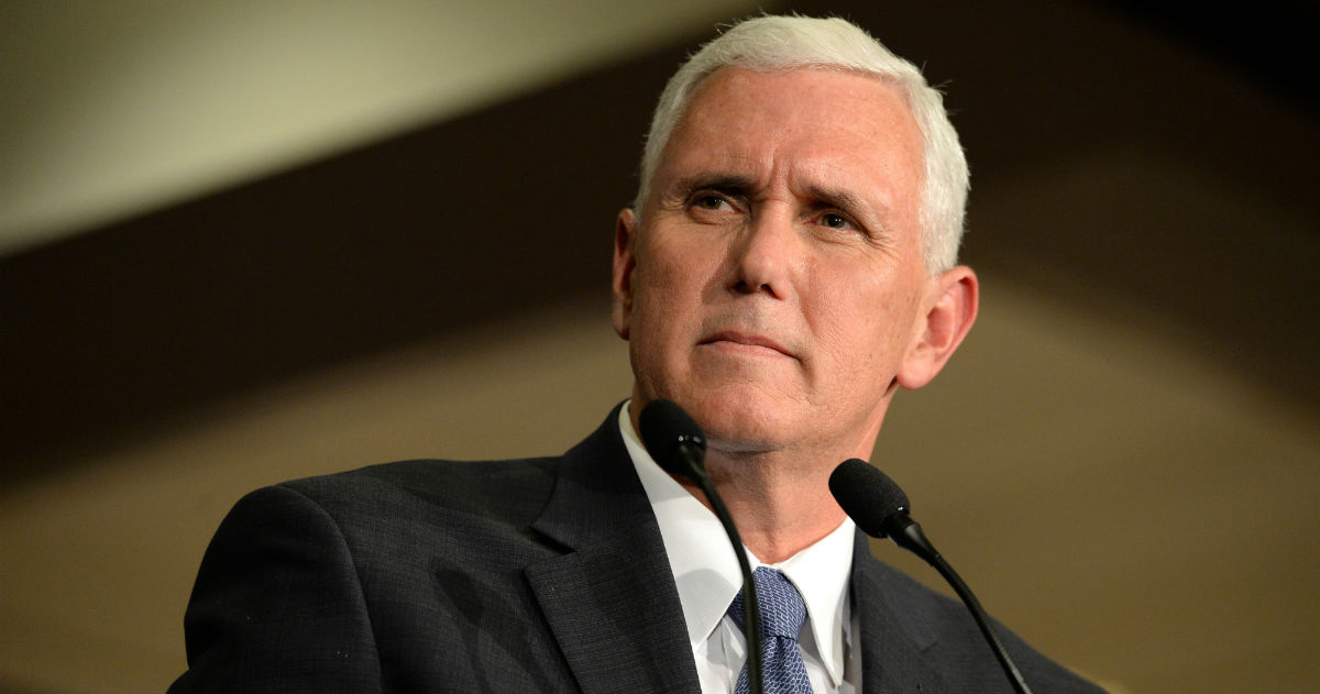 Pence Cites MLK In Promoting Trump's Plan to End Shutdown