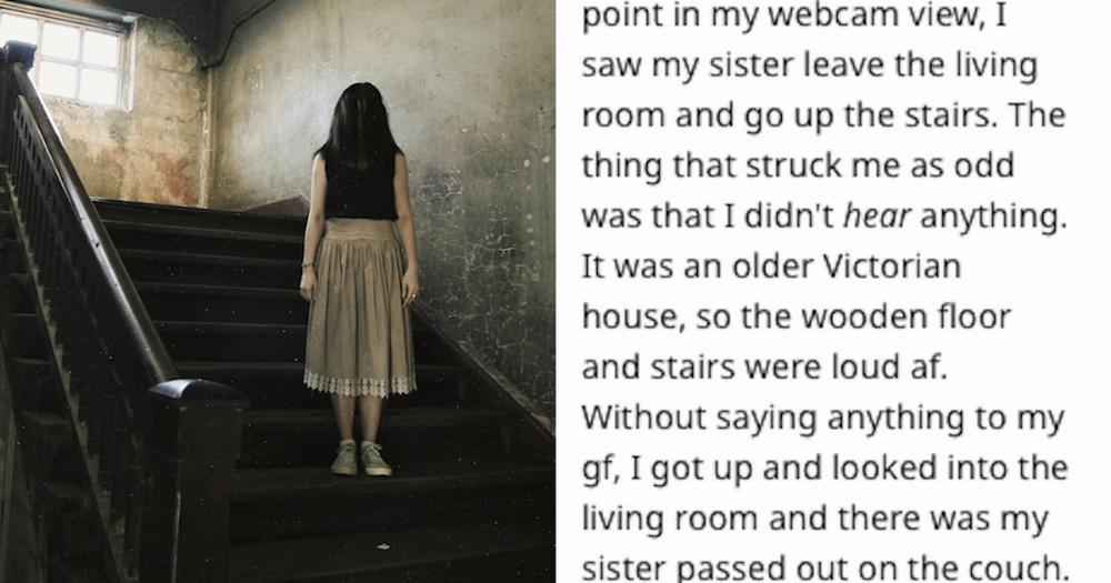 People who have lived in 'haunted' houses share their creepiest paranormal experiences.