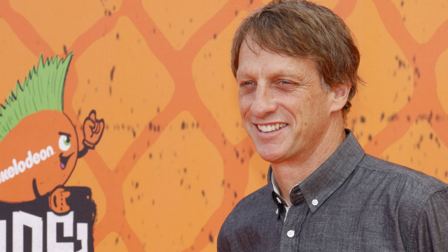 People haven't stopped forgetting who Tony Hawk is and it's only getting funnier.