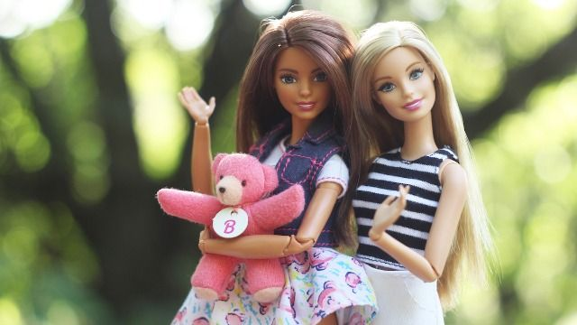 People on Twitter react to rumors that Barbie has a girlfriend now.