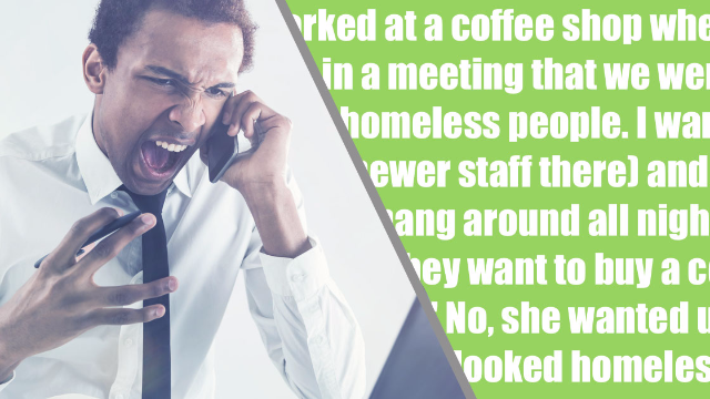 People share the most unethical things their bosses have asked of them. H.R. can't help you now.