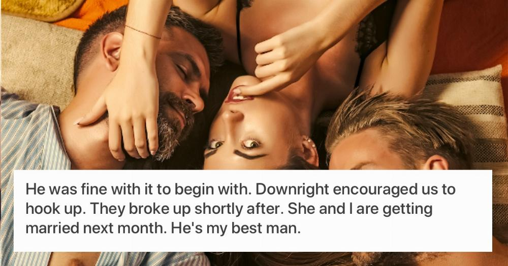 My best friend slept with my husband