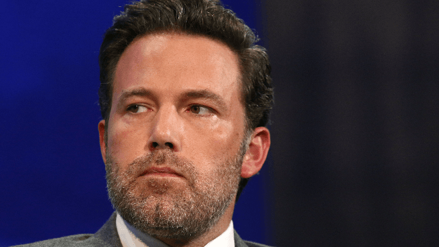 Ben Affleck might've just made 2017's most cringeworthy 'joke' about sexual assault.