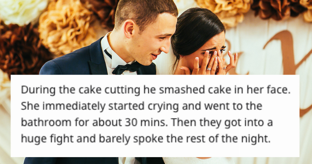 27 people share what happened at a wedding that made it obvious the bride and groom were doomed.