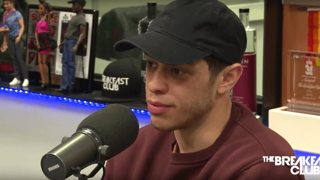 SNL's Pete Davidson opens up about depression and how Kid Cudi saved his life.