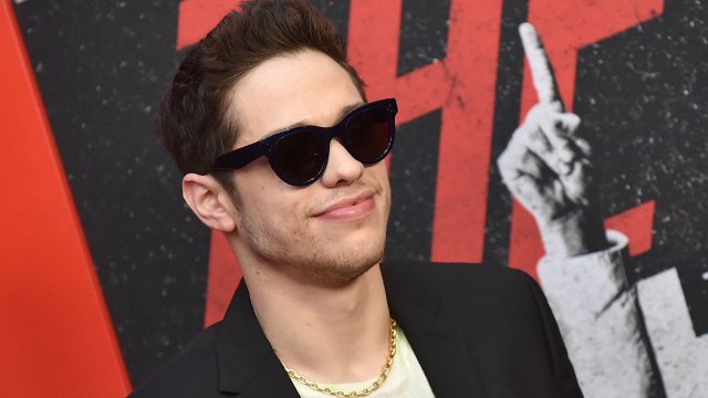 Pete Davidson's reaction to breakup with Kate Beckinsale proves he is all of us.
