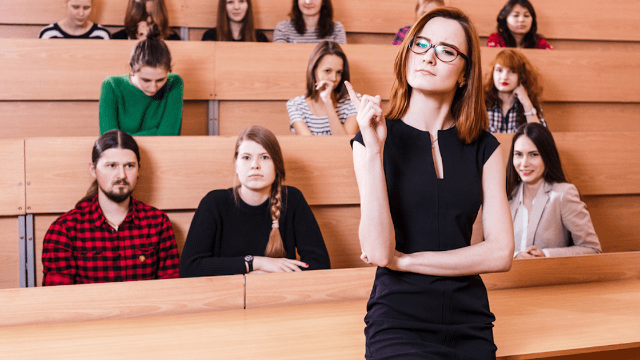 Woman calls teachers 'lazy' for clocking out at 3 p.m., teachers are not pleased.