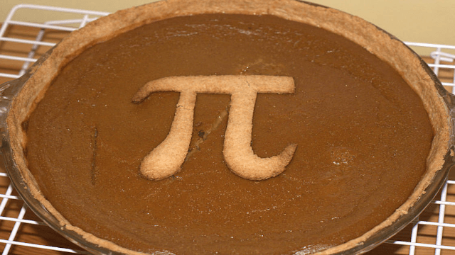 Here's an irrational number of hilarious tweets about Pi Day.