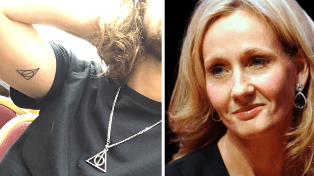 Piers Morgan's son gets the last word in his dad's ridiculous feud with J.K. Rowling.