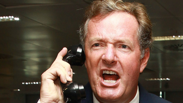Piers Morgan Lashes Out At The BBC For