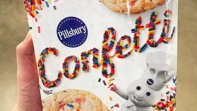 Pillsbury Confetti Cookies: The Magical Break and Bake Snack You Need