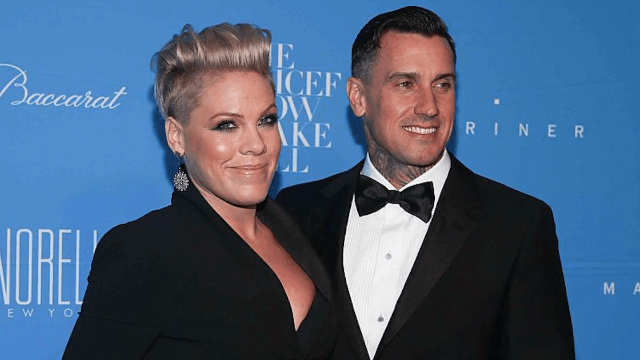 Pink gives brutally honest interview about marriage that will make you glad you're single: 'Is this bed death?'