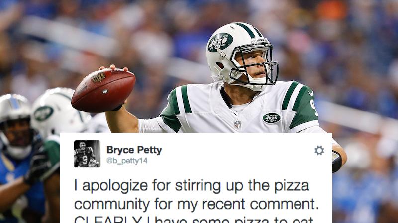 Bryce Petty Jets Edit