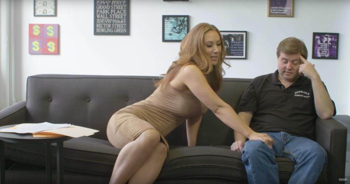 порно з бухгалтером
