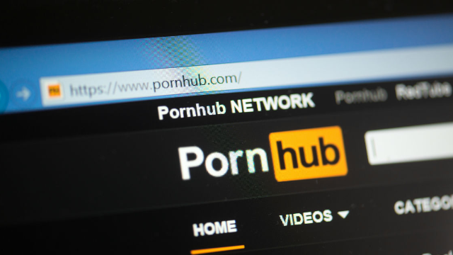 Pornhub releases a VERY detailed map of the world's favorite porn search terms.
