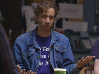 """A very self-congratulatory all male feminist support group solves feminism on """"Portlandia."""""""