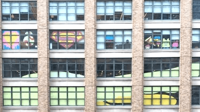 The greatest Post-It art war in office history just came to an insane close in New York City.