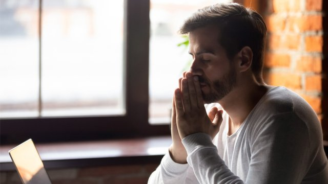 Man asks if he's wrong for taking 'prayer breaks' at work even though he's not religious.