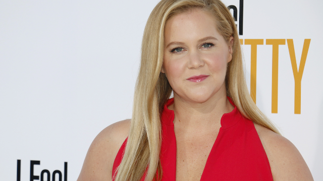 Amy Schumer gets real about pregnancy with graphic yet inspiring video of her puking.