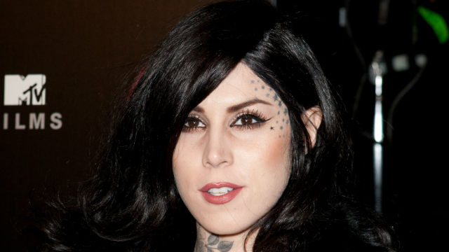 Pregnant Kat Von D comes out as an anti-vaxxer. People aren't pleased.