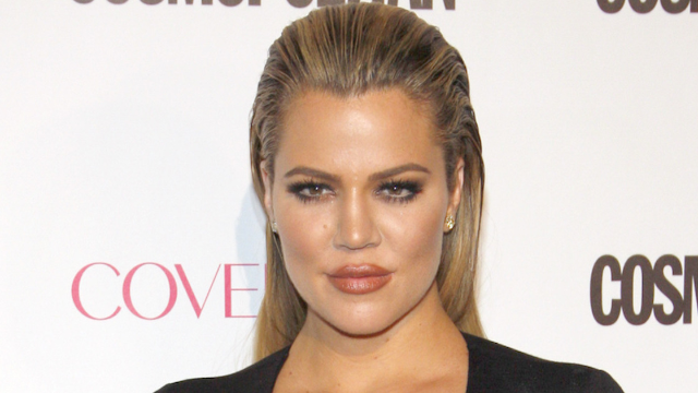 Pregnant Khloé Kardashian is getting a lot of heat over a photo Kourtney took of her.