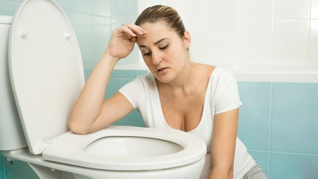 Pregnant woman seeks advice after neighbor complains she's too loud when throwing up.