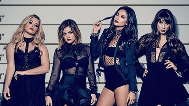 'Pretty Little Liars' sent out an ad with a major Photoshop mistake.
