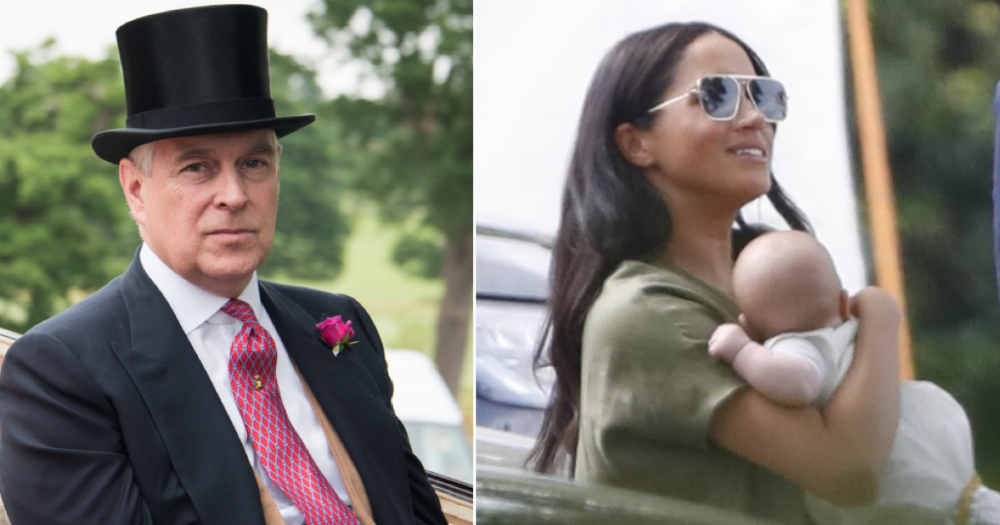Prince Andrew Is Implicated In The Jeffrey Epstein Scandal