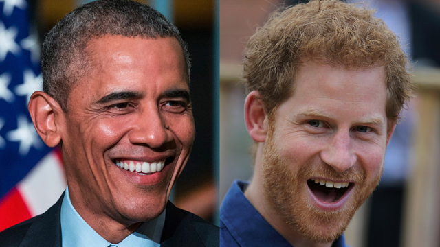 Obama gives interview to Prince Harry, says he felt 'serenity' during Trump's inauguration.