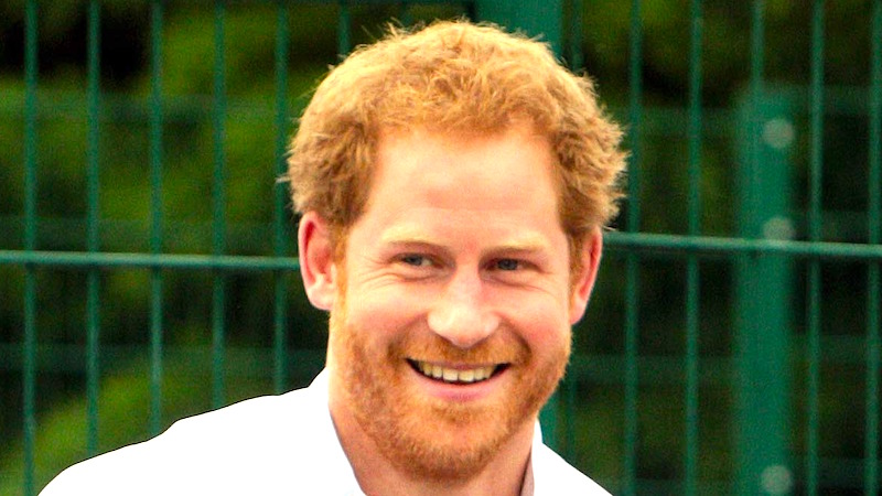 Prince Harry had the cutest way of crushing the dreams of a little girl who proposed to him.