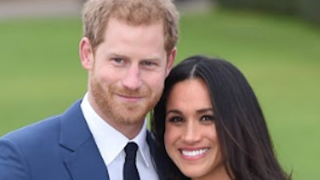 Enjoy Meghan and Harry's official wedding portraits before you go back to real life.