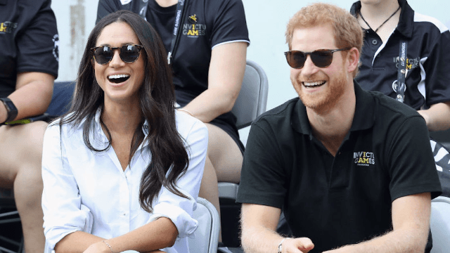 Prince Harry and Meghan Markle are engaged and Twitter is freaking the F out.