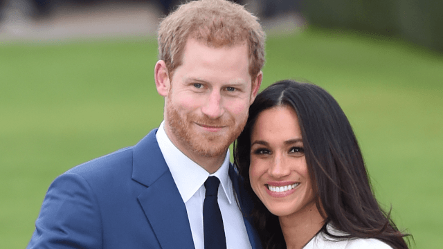 Prince Harry and Meghan Markle's newly-released engagement photos are obviously fit for a queen.