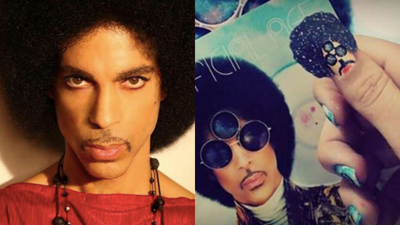 Prince is going Instagram crazy and/or appears to not understand Instagram.