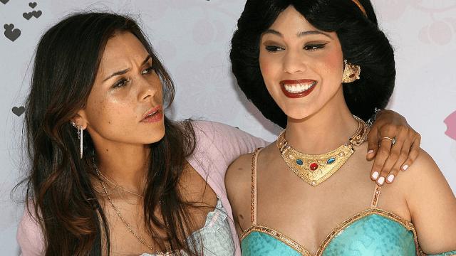 Princess Jasmine at Disney World just got a modest new makeover.