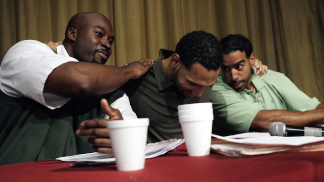 This prison debate team just crushed Harvard. What's your excuse for not doing cool stuff?