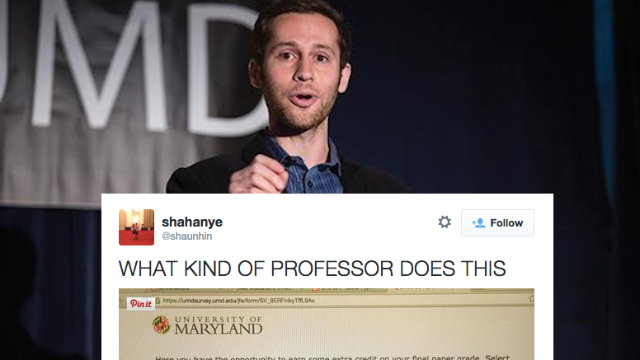 Only one class in 7 years got this prof's extra credit question right. Leaking it won't help.