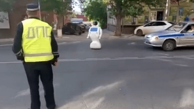 A robotics company claims a robot that 'remembers and learns' has escaped their lab twice. Come on now.