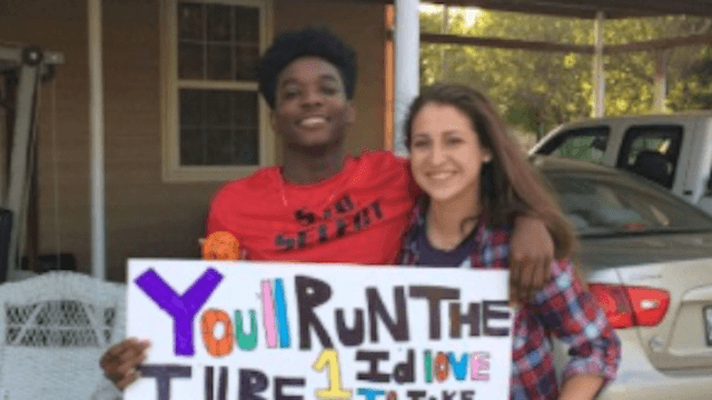 The internet can not figure out this teen's confusing promposal sign. Can you?