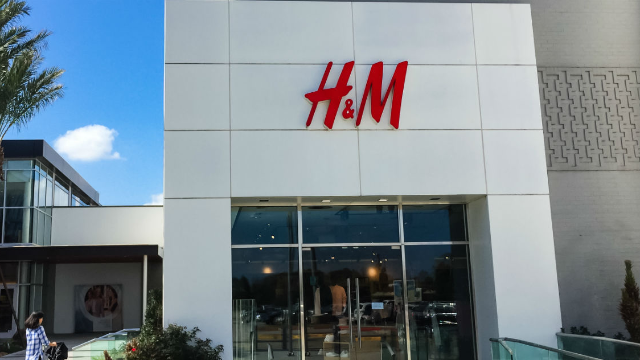 Protesters trash H&M stores in South Africa to protest racist ad.
