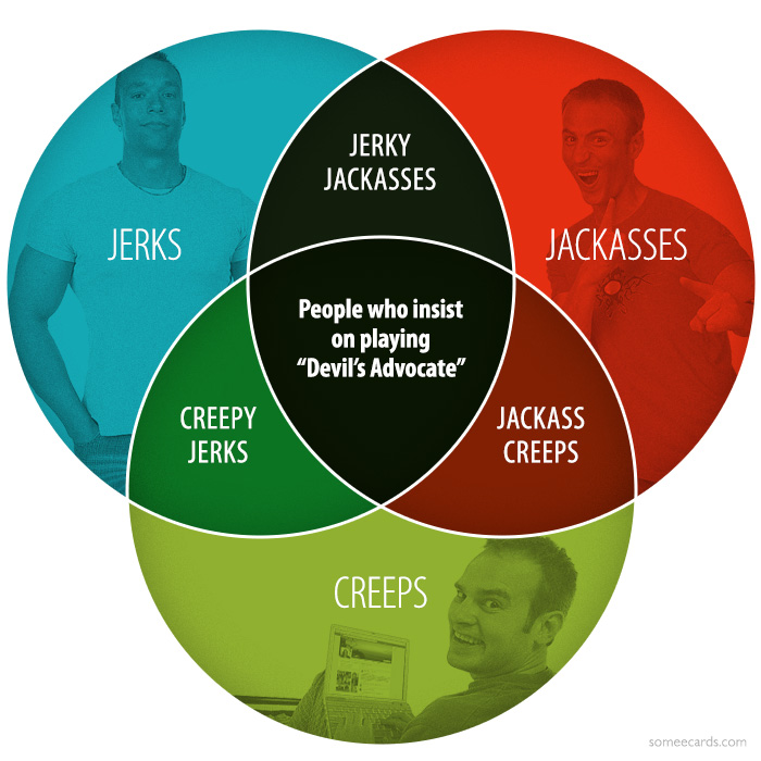 These important Venn diagrams perfectly describe Internet, celebrity, and political culture.