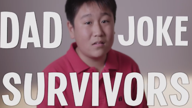 This PSA exposes the traumatic consequences of Dad Jokes.