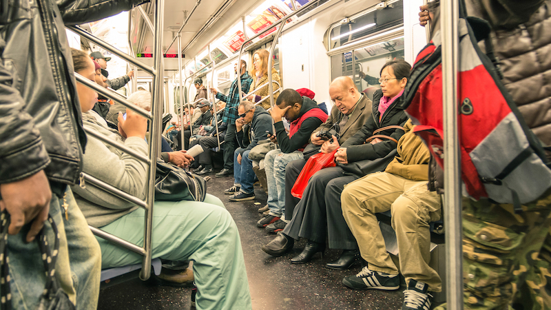 21 horror stories from the deep, dark depths of public transportation.