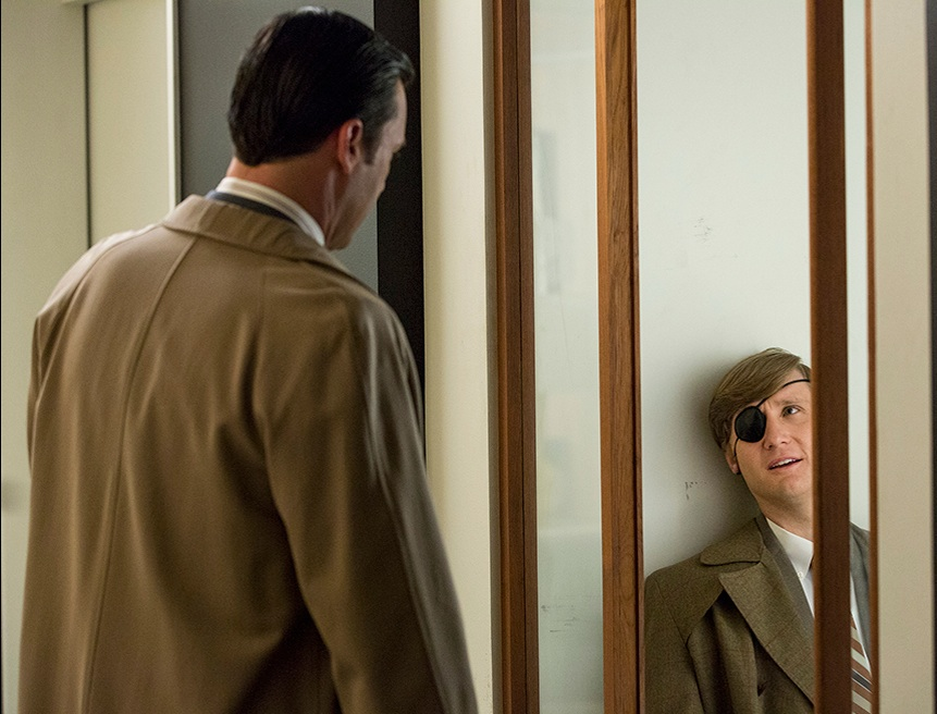 5 moments from last night's 'Mad Men' premiere that will make you actually appreciate your job on a Monday.