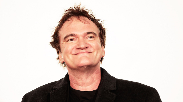 Quentin Tarantino thinks Nancy Meyers' 'The Intern' was one of the best movies of 2016.