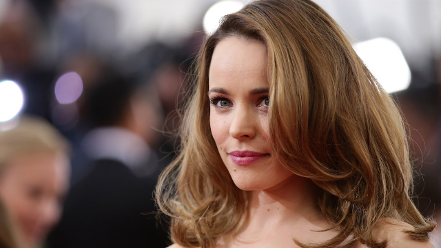 Is Rachel McAdams really 'seven months pregnant'????